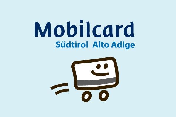 Mobilcard Südtirol trentino alto adige