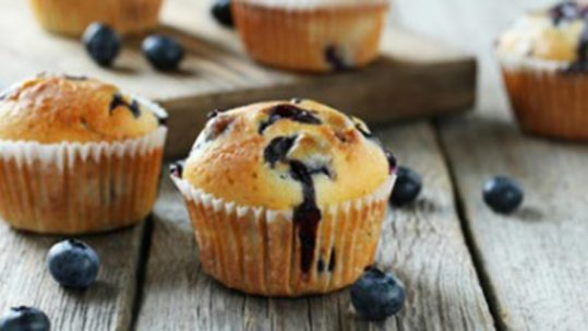 5 Muffin senza glutine