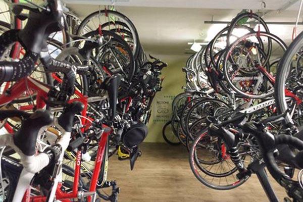 biciclette clienti hotel villa madonna