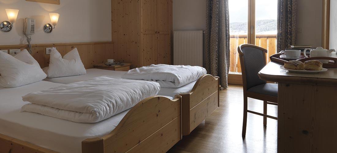 camera con balcone hotel villamadonna