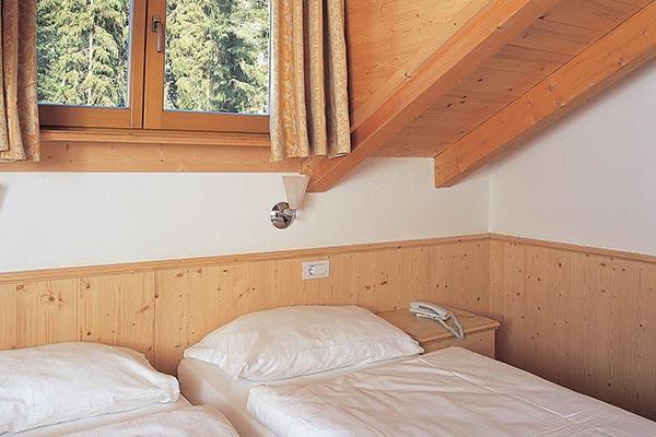 letti camera senza balcone hotel villamadonna
