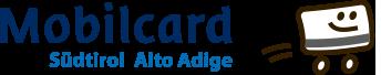 logo Mobilcard alto adige südtirol